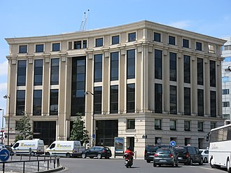 Agency for French Education Abroad - AEFE head office in Paris