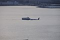 Plane and ferry in the Hudson 2.jpg