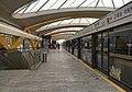Platform 2 of Middle Jiasong Road Station (20171230122417).jpg