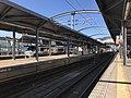 Platform of Sasebo Station (JR) 2.jpg