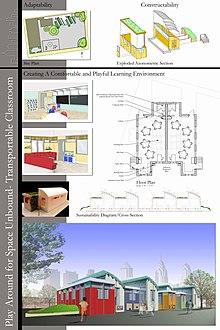 zeichnung architektur wikipedia. Black Bedroom Furniture Sets. Home Design Ideas