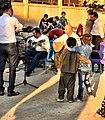 Playing Kurdish music.jpg