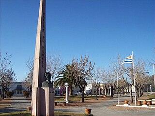 Casupá Town in Florida Department, Uruguay