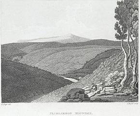 Plimlimmon Mountain