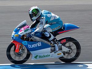 Pol Espargaró - Espargaró at the 2010 Dutch TT