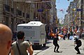 Police fires off tear gas in Taksim.jpg