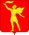 Polysaevo coat of arms.png