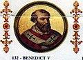 Pope Benedict V of Rome 964-965.jpg
