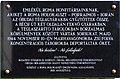 Porajmos plaque (Budapest-03 Váradi u 15A.jpg