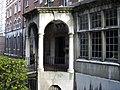 Porch at 20 John Islip Street - geograph.org.uk - 1554732.jpg