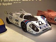 Porsche 917K n°22 de 1971