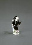 Porslin. Figurin. Amor som sacramuccia - Hallwylska museet - 89239.tif