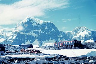 former research station in Antarctica, now operated as a museum