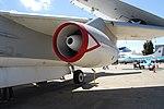 Port engine, wing, Douglas EKA-3B Skywarrior (6092120336).jpg