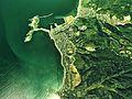 Port of Esashi(Hiyama) Aerial photograph.1976.jpg