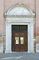 Portone ingresso chiesa di San Giobbe a Cannaregio.jpg