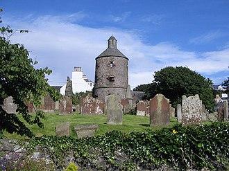 Portpatrick - Portpatrick Old Kirk