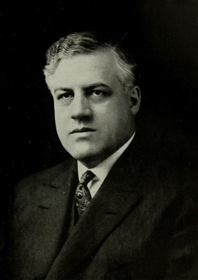 Portrait of A. Mitchell Palmer