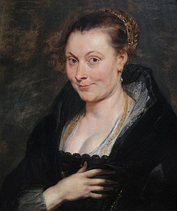 Portrait of Isabella Brant by Peter Paul Rubens.jpg