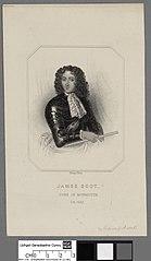 James Scot. Duke of Monmouth. ob,1685