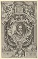 Portrait of King Henry IV of France in a decorative border MET DP836953.jpg