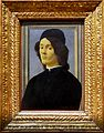 Portrait of a Young Man by Sandro Botticelli - Louvre.jpg