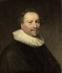 Portrait of a man, possibly Jan Doublet (1580-1650)