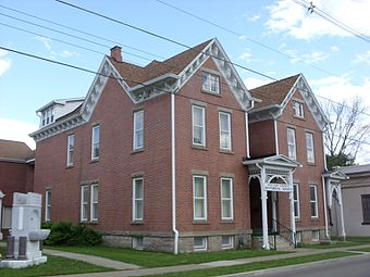 Awesome Coudersport Historic District Wikipedia Download Free Architecture Designs Rallybritishbridgeorg