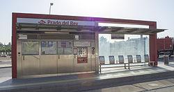 Prado del Rey (Metro Ligero ML2) - Acceso 2.jpg