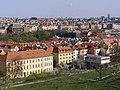 Praha, Malá Strana, Seminářská zahrada, výhled 01.jpg