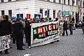 Praha, Náměstí republiky, pochod anarchistů.jpg