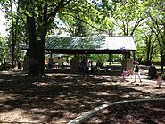 Prairie Village, Kansas - Franklin Park Pavilion