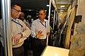 Pramod Kumar Jain and Ganga Singh Rautela - National Demonstration Laboratory Visit - Technology in Museums Session - VMPME Workshop - NCSM - Kolkata 2015-07-16 8819.JPG