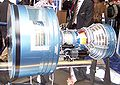 Pratt & Whitney PW 4000 mockup cutaway 2.jpg
