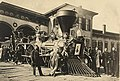 President Abraham Lincoln's funeral train, Lincoln Home National Historic Site, 1865. (6128074fb49b4391b748376b38cb8c3f).jpg