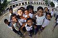 Primary School Students - Ramakrishna Mission Ashrama - Sargachi - Murshidabad 2014-11-11 8822.JPG