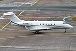 Private, N394WJ, Bombardier Challenger 300 (42435284404).jpg