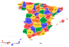 Provinces of Spain.svg