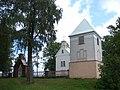 Pušas Vissvētās Trīsvienības Romas katoļu baznīca, Pušas pagasts, Rēzeknes novads, Latvia - panoramio.jpg