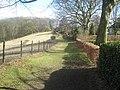 Public footpath, Quarndon, Derbyshire (geograph 1817521).jpg