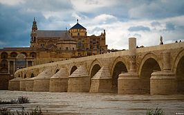 Puente romano, córdoba, excursión, plan con hijos, padre divorciado, niños, padres