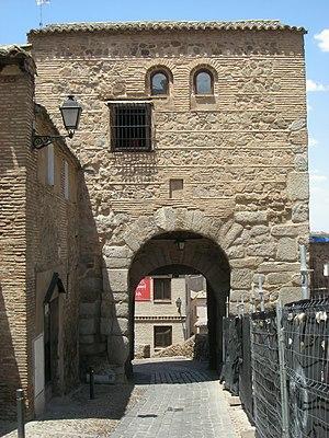 Puerta Bab al-Mardum - Puerta Bab al-Mardum (Puerta de Valmardón).
