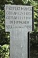 Pullach im Isartal Jesuitenfriedhof Stele Rupert Mayer 490.jpg