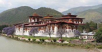 Punakha Dzong, Bhutan 02.jpg