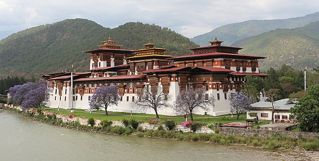 Image result for punakha dzong