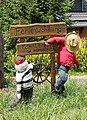 Puppen zum Dorffest im Erzgebirgskreis, Sachsen 2H1A1487WI.jpg