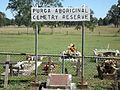 Purga Aboriginal Cemetery sign.jpg