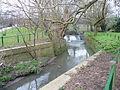 Pymme's Brook, Arnos Park.JPG
