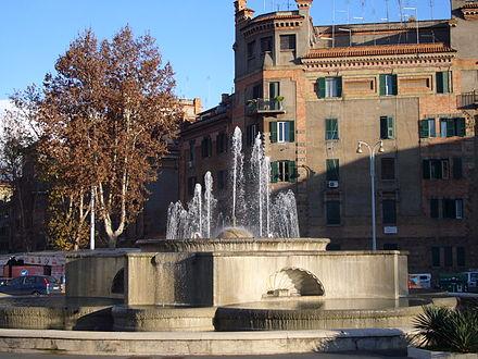 Via Acquedotto Del Peschiera.Acquedotto Del Peschiera Capore Wikiwand