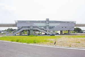 Geomdan Oryu Station - Image: Q20823454 Geomdan Oryu Station Panorama
